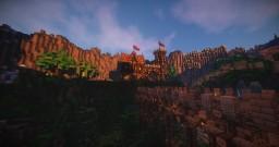 Minecraft Map: LOBBY/HUB 4 Biome Minecraft Project