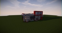 Kfc Building (Download) Minecraft Map & Project