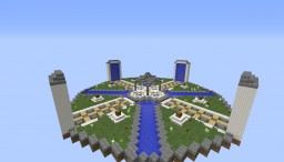 Minecraft Spawn/Hub Minecraft Project
