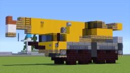 Liebherr LTM 1070-4.2 Mobile Crane Truck Minecraft Project