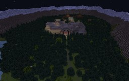 Resident Evil Mansion/Spencer Estate Minecraft Map & Project