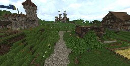 OVERLAKE ( A CONQUEST TEXTURE - MAP) Minecraft Project