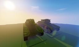 BT-7 Tank Minecraft Project
