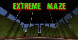 Extreme Halloween Maze - Labyrinth - Challenge Minecraft Project