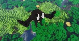 Dark Beast Ganon (Vanilla 3D Boss) Minecraft Texture Pack