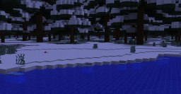 Snow Forest Minecraft Map & Project