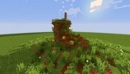 Minecraft - Shoe House Minecraft Project
