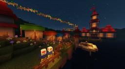 Mario Galaxy Star Festival Minecraft