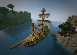 Medieval Jungle + DOWNLOAD Minecraft Project