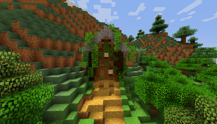 Best cliff minecraft maps projects planet minecraft minecraft cliff side house minecraft project sciox Image collections