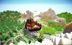 Medieval Farm Minecraft Map & Project
