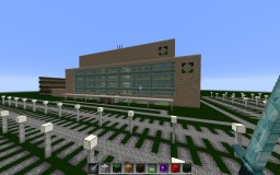 Cleveland Clinic Florida - Weston FL Campus Minecraft Map & Project