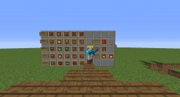 Blue PvP pack 1.8 V1 Minecraft Texture Pack