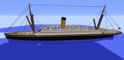 RMS Australic Minecraft Project