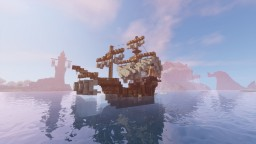 """Karacke/Carrack """"Annemarie"""" 1:1 [Conquest Reforged] Minecraft Map & Project"""