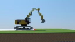 excavator+ Shematic Minecraft