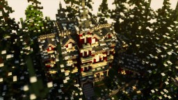Silva Villam Minecraft Map & Project
