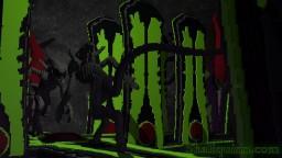 Alien Green Minecraft Map & Project
