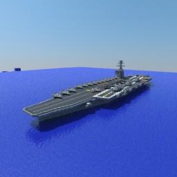 USS Corona Australis [Gerald R. Ford] Minecraft Project