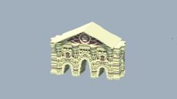 Hadrian Arch Minecraft Project