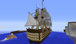 HMS Victory Minecraft Project