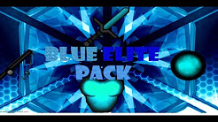 Blue Elite Pack Minecraft Texture Pack
