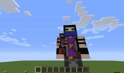 Omen's World (My Minecraft OC story) part 1 Minecraft Blog Post