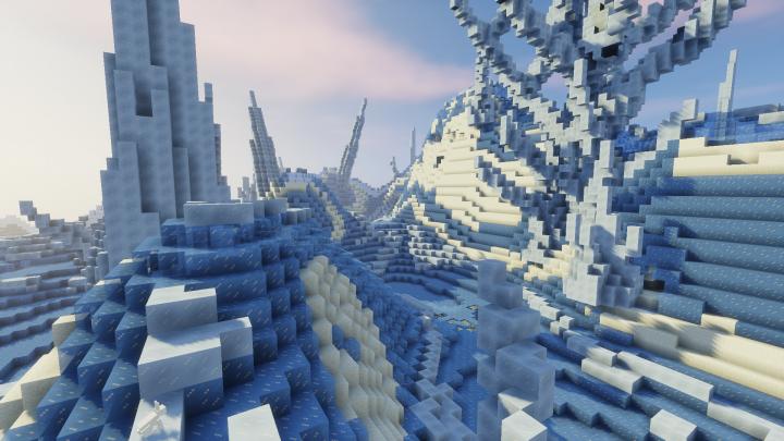 Biome - Ice Wonderland