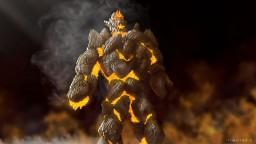 Minecraft | Fire Golem - [By erikjoel99 and asdanthemadd] Minecraft Project