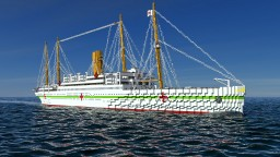 HMHS Lago Acquapartia by GenerationGame Minecraft Map & Project