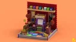 Arcade Lobby Minecraft