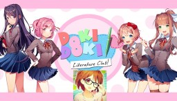 Doki Doki Literature Club: The Smartest Horror Game I've Ever Played (I'm Not Kidding) - An AnimeFan Brainstorm Minecraft Blog