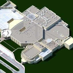 Marcus High School Minecraft Map & Project
