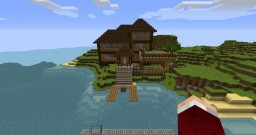 A large Survival Home Minecraft Project