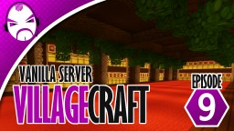 VillageCraft - Items Are Finally Sorting Minecraft Project