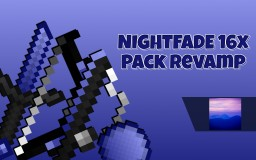 NIGHTFADE 16/32x PVP PACK RELEASE! [FPS] [HYPIXEL] [SHORT SWORDS] [DISCORD] Minecraft