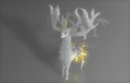 Magical deer Minecraft Project