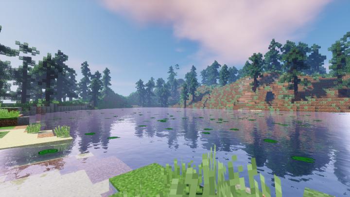 Biome - Pine Lakes