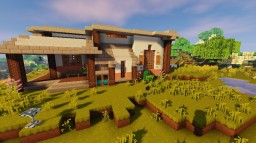 home sweet home ~ made with decocraft !!! Minecraft Map & Project