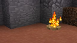 Campfires in Vanilla Minecraft! Minecraft Project