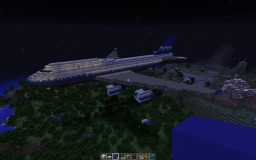 Boeing 747-400 Minecraft Project
