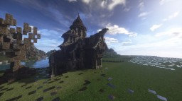 My new church Minecraft Project