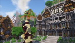 Rise Minecraft SMP Towny 1.14.4 Minecraft Server