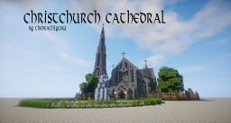 ChristChurch Cathedral Minecraft Map & Project