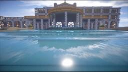 Minecraft Mega Build Hyperdimension Leanbox Palace Minecraft Map & Project