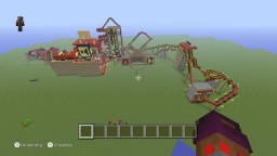 Hollywood rip ride rockit recreation by costerman Minecraft Map & Project
