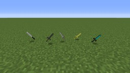 Basic Sword Pack Minecraft Texture Pack