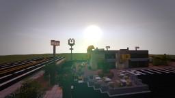 Minecraft McDonald's Minecraft