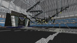 Ford Field Minecraft Map & Project