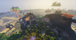 Minecast24 Admin World (2012) Minecraft Map & Project